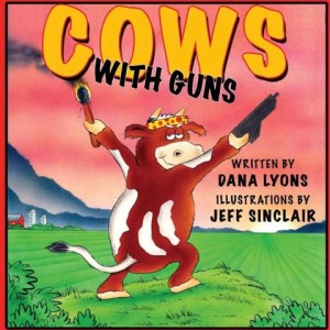 Cows With Guns book