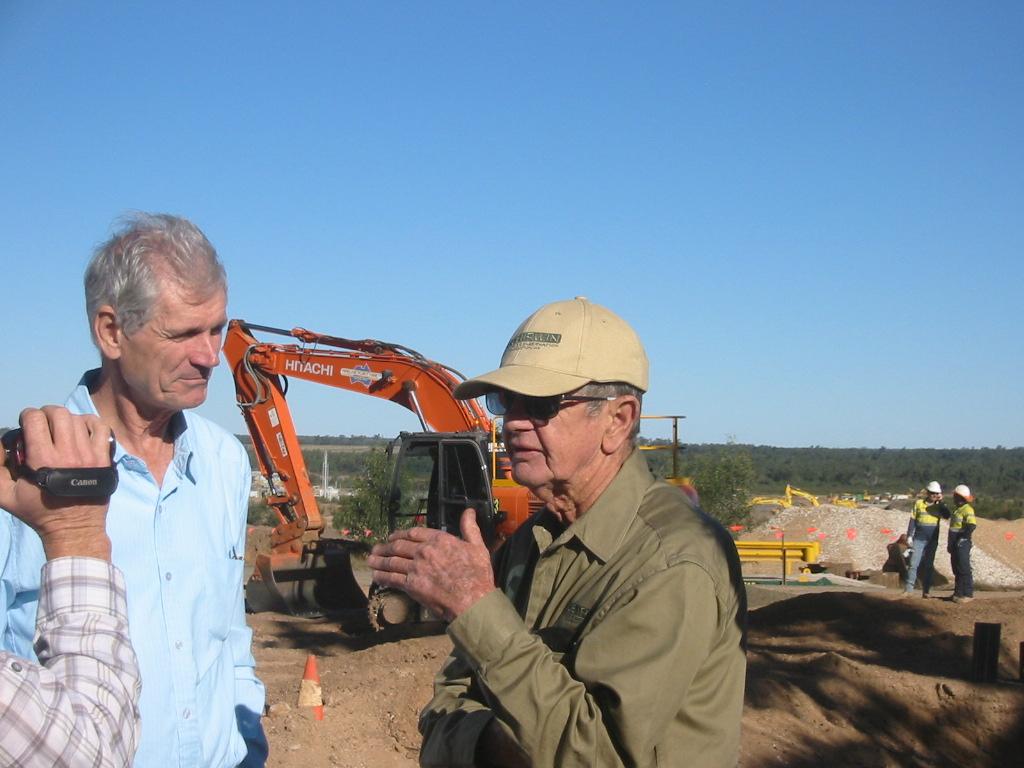 Drew Hutton & Bob Irwin