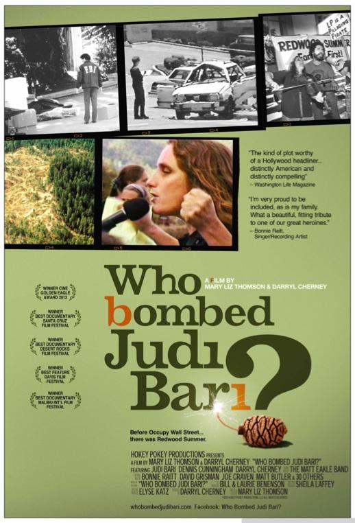 Judi Bari poster